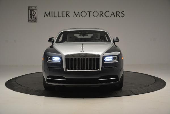 Used 2015 Rolls-Royce Wraith for sale Sold at Alfa Romeo of Westport in Westport CT 06880 8