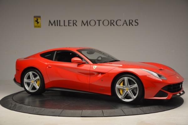 Used 2015 Ferrari F12 Berlinetta for sale Sold at Alfa Romeo of Westport in Westport CT 06880 10