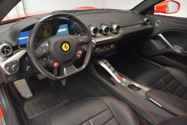 Used 2015 Ferrari F12 Berlinetta for sale Sold at Alfa Romeo of Westport in Westport CT 06880 13