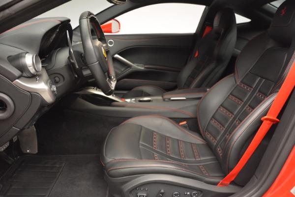 Used 2015 Ferrari F12 Berlinetta for sale Sold at Alfa Romeo of Westport in Westport CT 06880 14