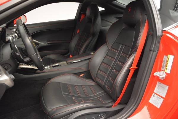 Used 2015 Ferrari F12 Berlinetta for sale Sold at Alfa Romeo of Westport in Westport CT 06880 15