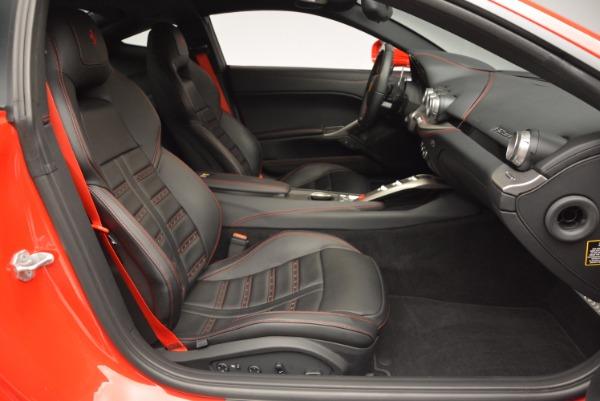 Used 2015 Ferrari F12 Berlinetta for sale Sold at Alfa Romeo of Westport in Westport CT 06880 18