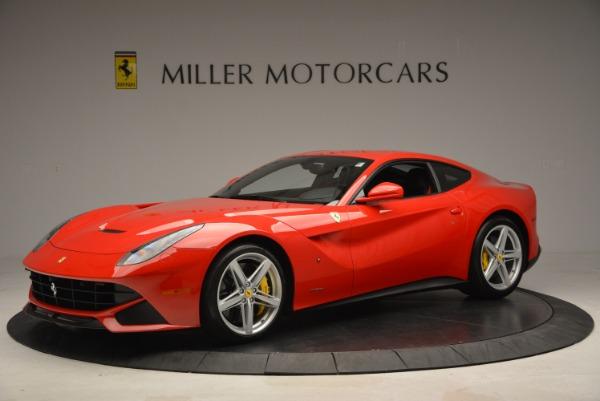 Used 2015 Ferrari F12 Berlinetta for sale Sold at Alfa Romeo of Westport in Westport CT 06880 2
