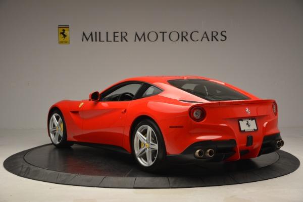 Used 2015 Ferrari F12 Berlinetta for sale Sold at Alfa Romeo of Westport in Westport CT 06880 5