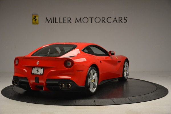 Used 2015 Ferrari F12 Berlinetta for sale Sold at Alfa Romeo of Westport in Westport CT 06880 7