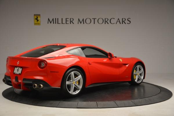 Used 2015 Ferrari F12 Berlinetta for sale Sold at Alfa Romeo of Westport in Westport CT 06880 8