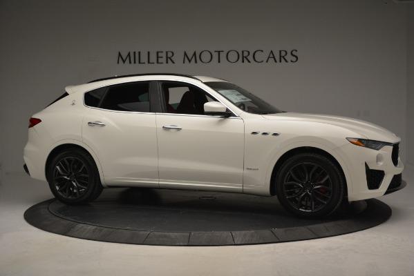 New 2019 Maserati Levante Q4 GranSport for sale Sold at Alfa Romeo of Westport in Westport CT 06880 13