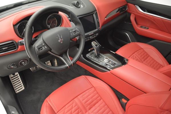 New 2019 Maserati Levante Q4 GranSport for sale Sold at Alfa Romeo of Westport in Westport CT 06880 18