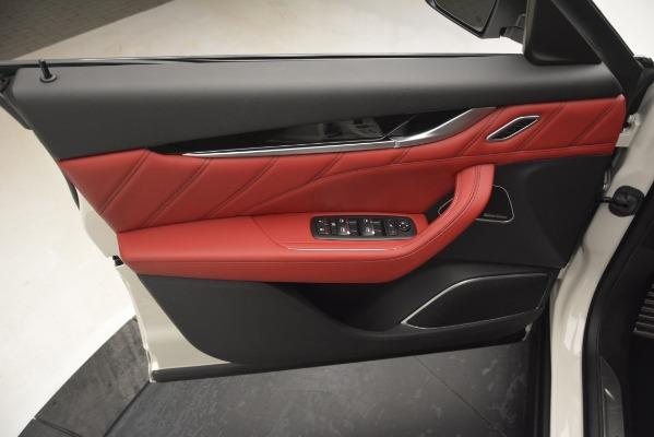 New 2019 Maserati Levante Q4 GranSport for sale Sold at Alfa Romeo of Westport in Westport CT 06880 19