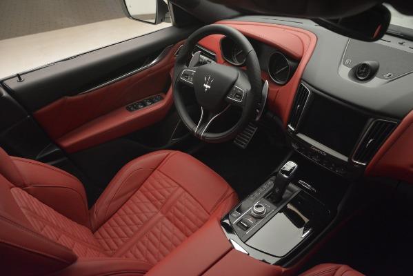New 2019 Maserati Levante Q4 GranSport for sale Sold at Alfa Romeo of Westport in Westport CT 06880 20