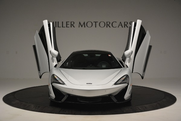 New 2019 McLaren 570GT Coupe for sale Sold at Alfa Romeo of Westport in Westport CT 06880 13
