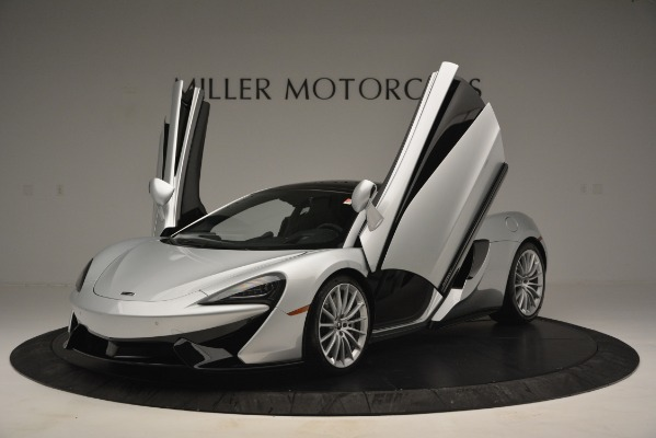 New 2019 McLaren 570GT Coupe for sale Sold at Alfa Romeo of Westport in Westport CT 06880 14