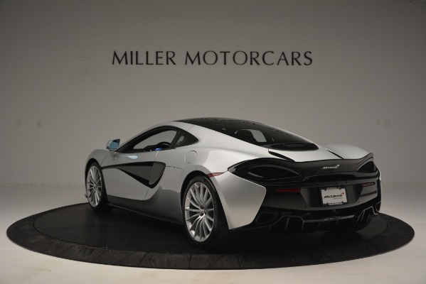 New 2019 McLaren 570GT Coupe for sale Sold at Alfa Romeo of Westport in Westport CT 06880 5