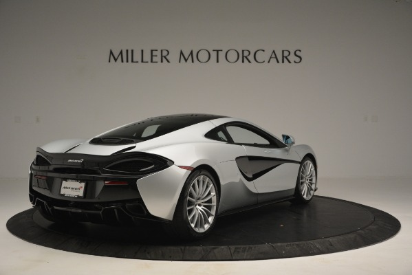 New 2019 McLaren 570GT Coupe for sale Sold at Alfa Romeo of Westport in Westport CT 06880 7