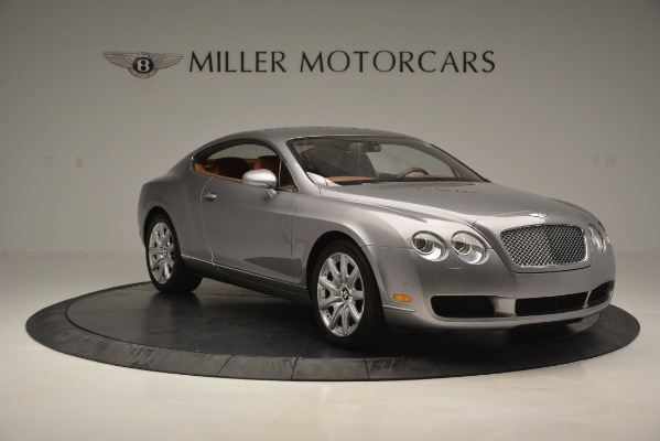 Used 2005 Bentley Continental GT GT Turbo for sale Sold at Alfa Romeo of Westport in Westport CT 06880 11