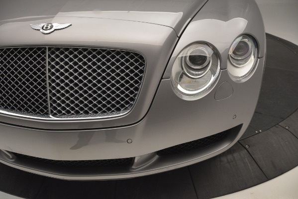 Used 2005 Bentley Continental GT GT Turbo for sale Sold at Alfa Romeo of Westport in Westport CT 06880 13