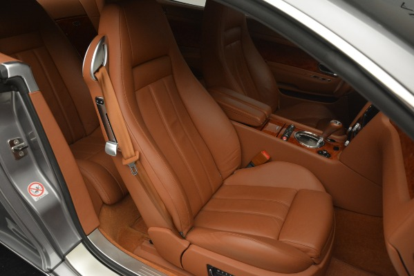 Used 2005 Bentley Continental GT GT Turbo for sale Sold at Alfa Romeo of Westport in Westport CT 06880 27