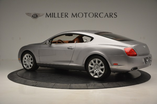 Used 2005 Bentley Continental GT GT Turbo for sale Sold at Alfa Romeo of Westport in Westport CT 06880 4