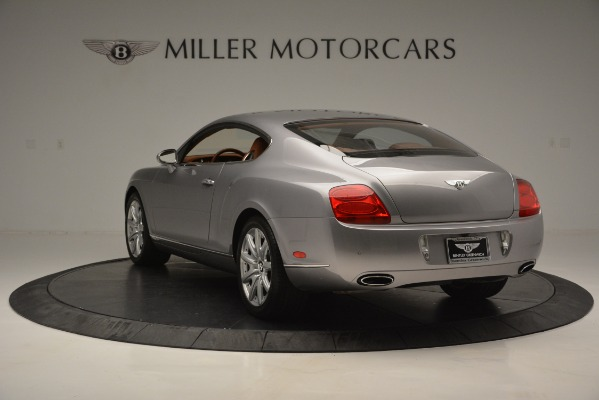 Used 2005 Bentley Continental GT GT Turbo for sale Sold at Alfa Romeo of Westport in Westport CT 06880 5
