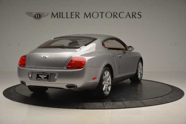 Used 2005 Bentley Continental GT GT Turbo for sale Sold at Alfa Romeo of Westport in Westport CT 06880 7