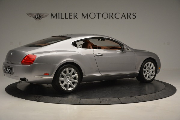 Used 2005 Bentley Continental GT GT Turbo for sale Sold at Alfa Romeo of Westport in Westport CT 06880 8