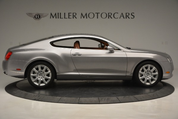 Used 2005 Bentley Continental GT GT Turbo for sale Sold at Alfa Romeo of Westport in Westport CT 06880 9