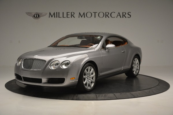 Used 2005 Bentley Continental GT GT Turbo for sale Sold at Alfa Romeo of Westport in Westport CT 06880 1