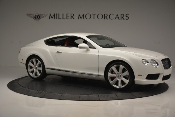 Used 2015 Bentley Continental GT V8 for sale Sold at Alfa Romeo of Westport in Westport CT 06880 10
