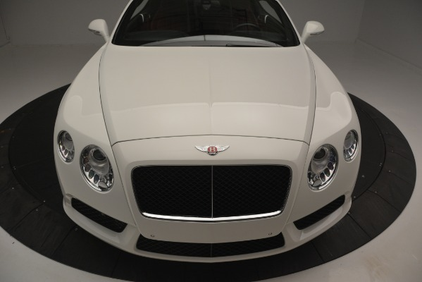 Used 2015 Bentley Continental GT V8 for sale Sold at Alfa Romeo of Westport in Westport CT 06880 13