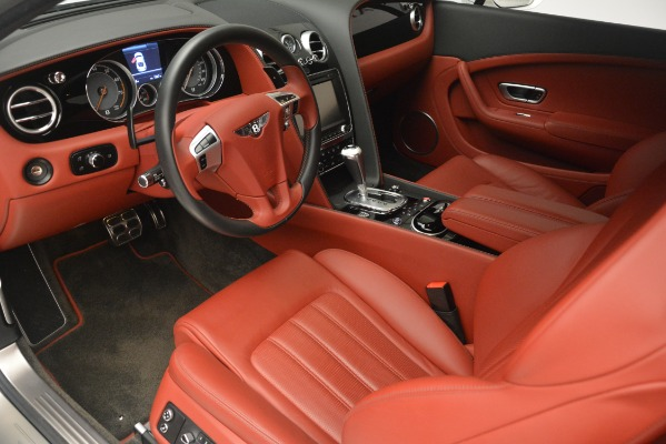 Used 2015 Bentley Continental GT V8 for sale Sold at Alfa Romeo of Westport in Westport CT 06880 17
