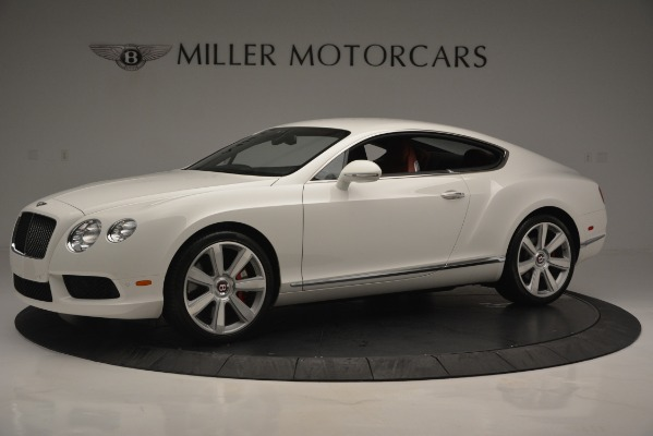Used 2015 Bentley Continental GT V8 for sale Sold at Alfa Romeo of Westport in Westport CT 06880 2