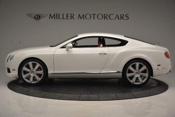 Used 2015 Bentley Continental GT V8 for sale Sold at Alfa Romeo of Westport in Westport CT 06880 3