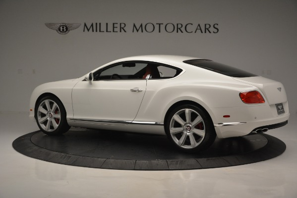 Used 2015 Bentley Continental GT V8 for sale Sold at Alfa Romeo of Westport in Westport CT 06880 4