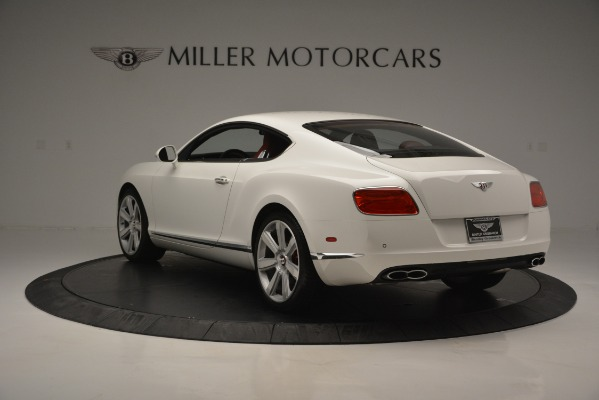 Used 2015 Bentley Continental GT V8 for sale Sold at Alfa Romeo of Westport in Westport CT 06880 5