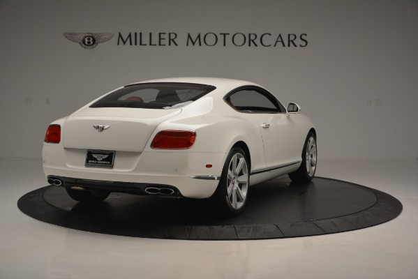 Used 2015 Bentley Continental GT V8 for sale Sold at Alfa Romeo of Westport in Westport CT 06880 7