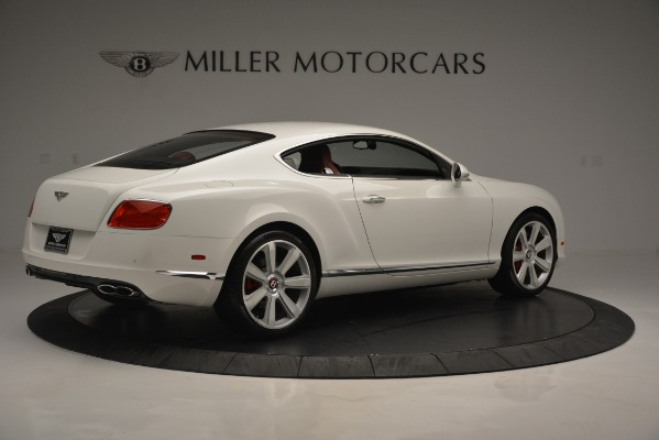 Used 2015 Bentley Continental GT V8 for sale Sold at Alfa Romeo of Westport in Westport CT 06880 8