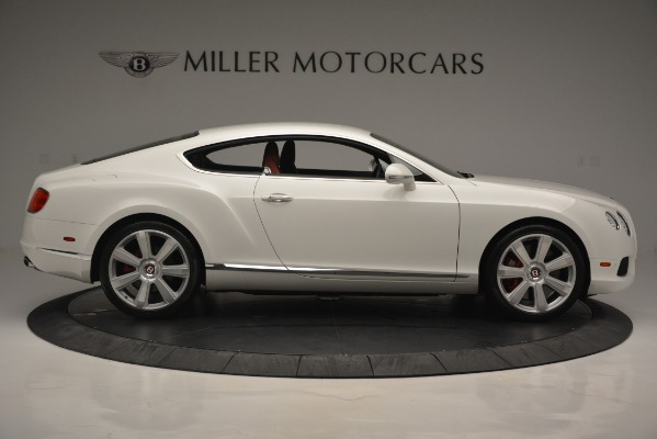 Used 2015 Bentley Continental GT V8 for sale Sold at Alfa Romeo of Westport in Westport CT 06880 9