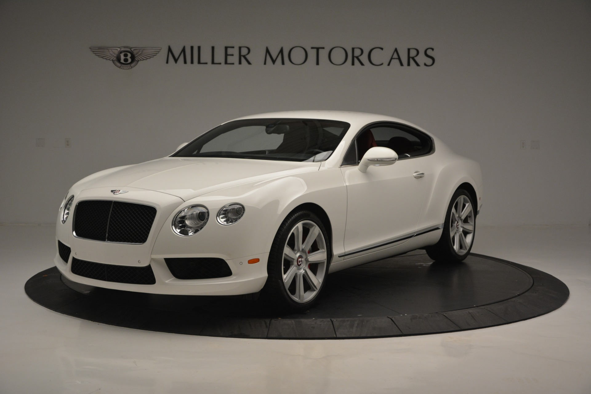 Used 2015 Bentley Continental GT V8 for sale Sold at Alfa Romeo of Westport in Westport CT 06880 1