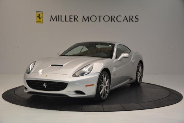 Used 2010 Ferrari California for sale Sold at Alfa Romeo of Westport in Westport CT 06880 13