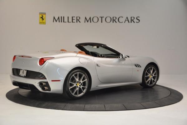 Used 2010 Ferrari California for sale Sold at Alfa Romeo of Westport in Westport CT 06880 8