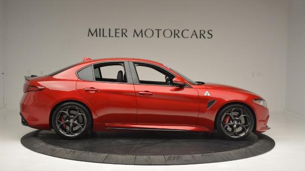 Used 2017 Alfa Romeo Giulia Quadrifoglio for sale Sold at Alfa Romeo of Westport in Westport CT 06880 10