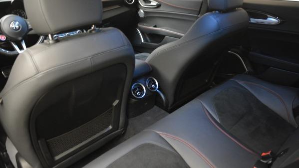 Used 2017 Alfa Romeo Giulia Quadrifoglio for sale Sold at Alfa Romeo of Westport in Westport CT 06880 20