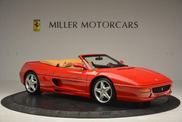 Used 1997 Ferrari 355 Spider 6-Speed Manual for sale Sold at Alfa Romeo of Westport in Westport CT 06880 10