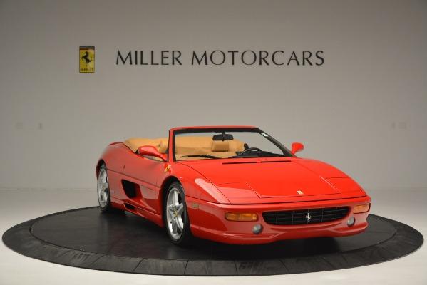 Used 1997 Ferrari 355 Spider 6-Speed Manual for sale Sold at Alfa Romeo of Westport in Westport CT 06880 11