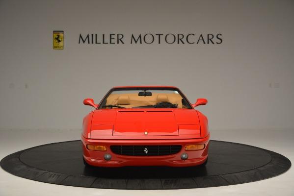 Used 1997 Ferrari 355 Spider 6-Speed Manual for sale Sold at Alfa Romeo of Westport in Westport CT 06880 12