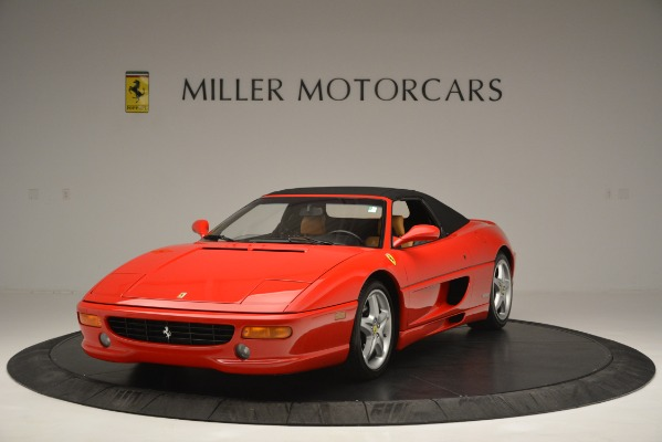 Used 1997 Ferrari 355 Spider 6-Speed Manual for sale Sold at Alfa Romeo of Westport in Westport CT 06880 13