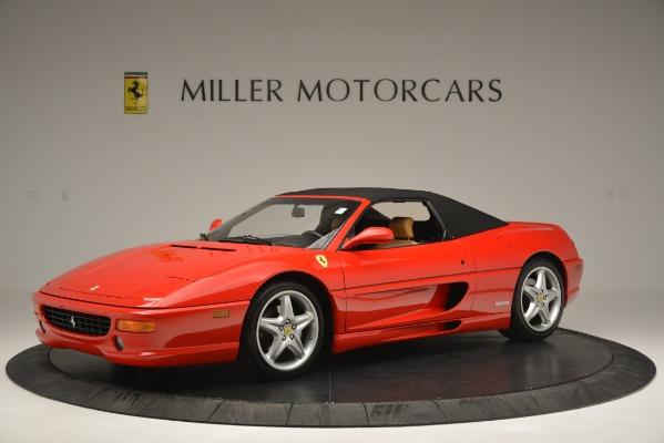 Used 1997 Ferrari 355 Spider 6-Speed Manual for sale Sold at Alfa Romeo of Westport in Westport CT 06880 14