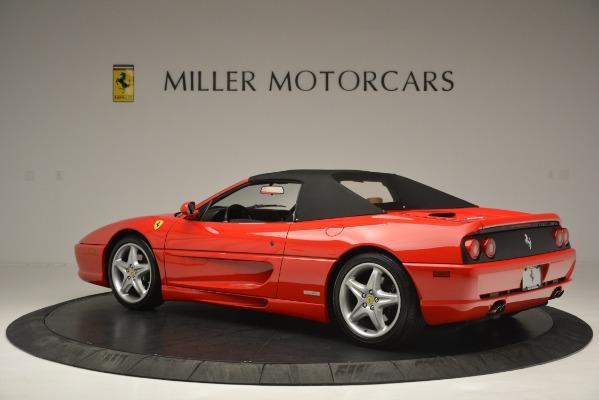 Used 1997 Ferrari 355 Spider 6-Speed Manual for sale Sold at Alfa Romeo of Westport in Westport CT 06880 16