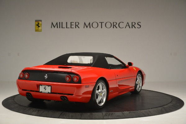 Used 1997 Ferrari 355 Spider 6-Speed Manual for sale Sold at Alfa Romeo of Westport in Westport CT 06880 19