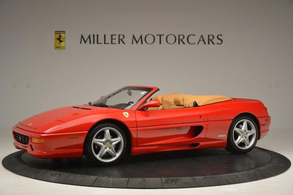 Used 1997 Ferrari 355 Spider 6-Speed Manual for sale Sold at Alfa Romeo of Westport in Westport CT 06880 2